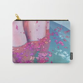 Flower Bath 4 Carry-All Pouch