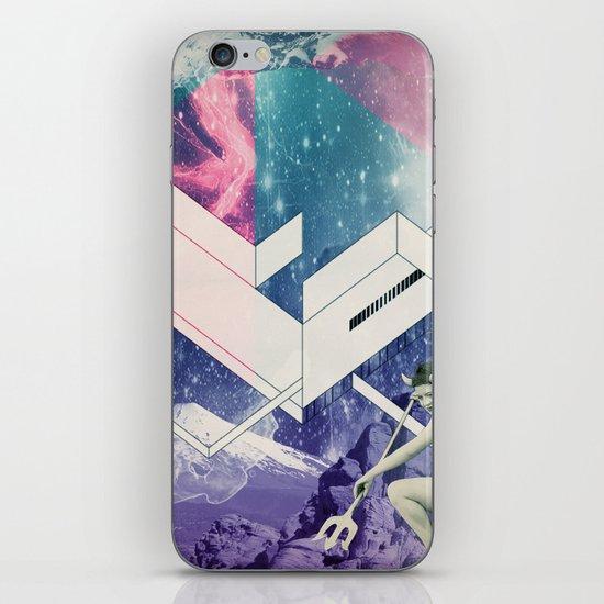 psazio iPhone & iPod Skin