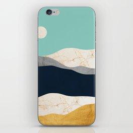 Modern Landscape XIV iPhone Skin