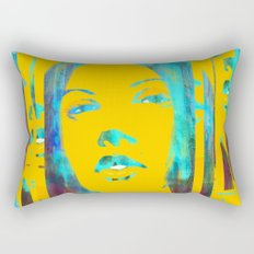 Risetime 1 Rectangular Pillow