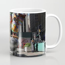 NEW YORK- Broadway Coffee Mug