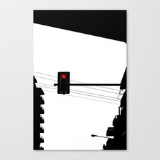 Traffic lights Canvas Print