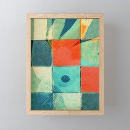 Jolis Parrots 2 Framed Mini Art Print