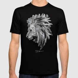 Lion - The king of the jungle T-shirt