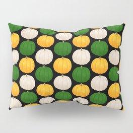 Pumpkin Pattern Remix Pillow Sham