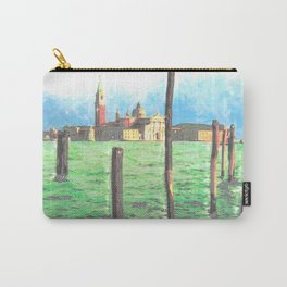 Gondola Moorings Carry-All Pouch