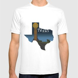 Texas: Reunion Tower T-shirt