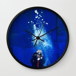 Snoworks Wall Clock