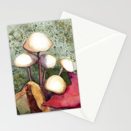 Adirondack Mushrooms Stationery Cards