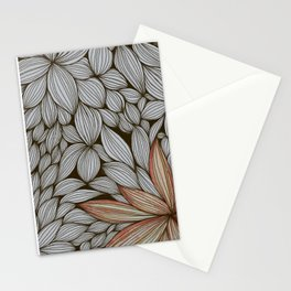 Jungle heart  Stationery Cards