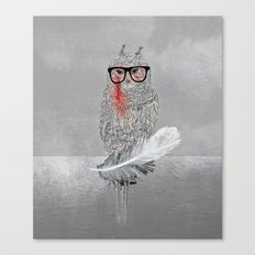 Owl a part of your dream! Canvas Print