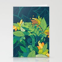 chameleon Stationery Cards featuring Chameleon by Arcturus