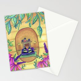 Bees In Love Stationery Cards