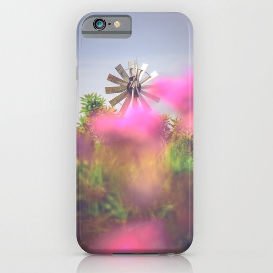 Summer Winds iPhone & iPod Case