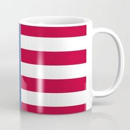 Historical flag of the USA: Betsy ross Coffee Mug
