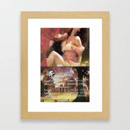 At Tara Framed Art Print