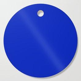 Solid Deep Cobalt Blue Color Cutting Board