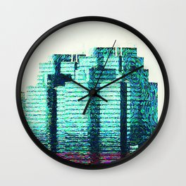 Sometimes the King is a Woman Wall Clock