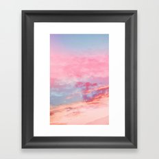 Abstract pattern 222 Framed Art Print