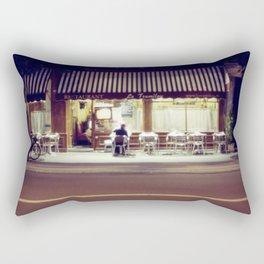 Paris by Night IV Rectangular Pillow