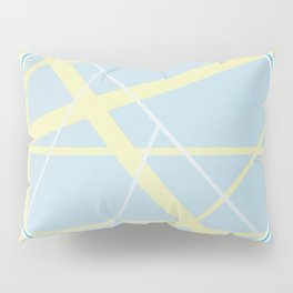 Crossroads ll - circle graphic Pillow Sham