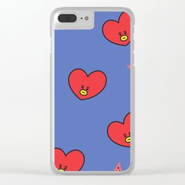 tata Clear iPhone Case