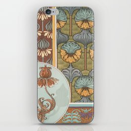 Couronne imperiale iPhone Skin