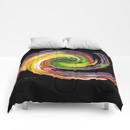The whirl of life, W1.9B Comforters