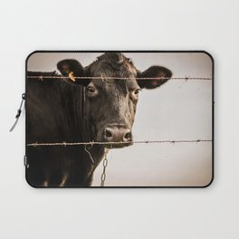 How Now, Brown Cow? Laptop Sleeve