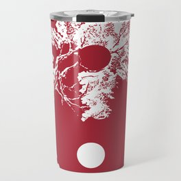 Judaism acacia tree moon faith sign gift Travel Mug