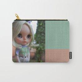 Miau - Blythe doll #17 Carry-All Pouch