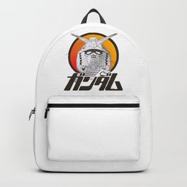 Gundam Mobile Suit Char Amuro Backpack