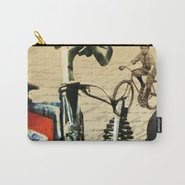 vintage retro cruiser Carry-All Pouch