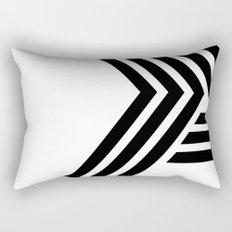 Hello IV Rectangular Pillow