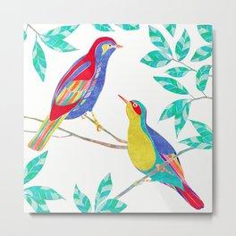 Songbirds 2 Metal Print
