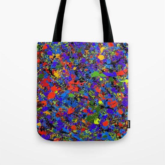 Abstract #738 Tote Bag