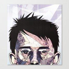 Thom Yorke Canvas Print