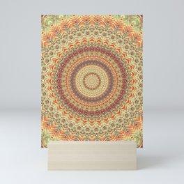 Mandala 467 Mini Art Print