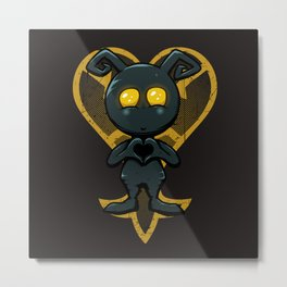 Heartless love Metal Print