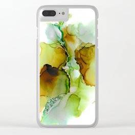 In the Meadows Clear iPhone Case