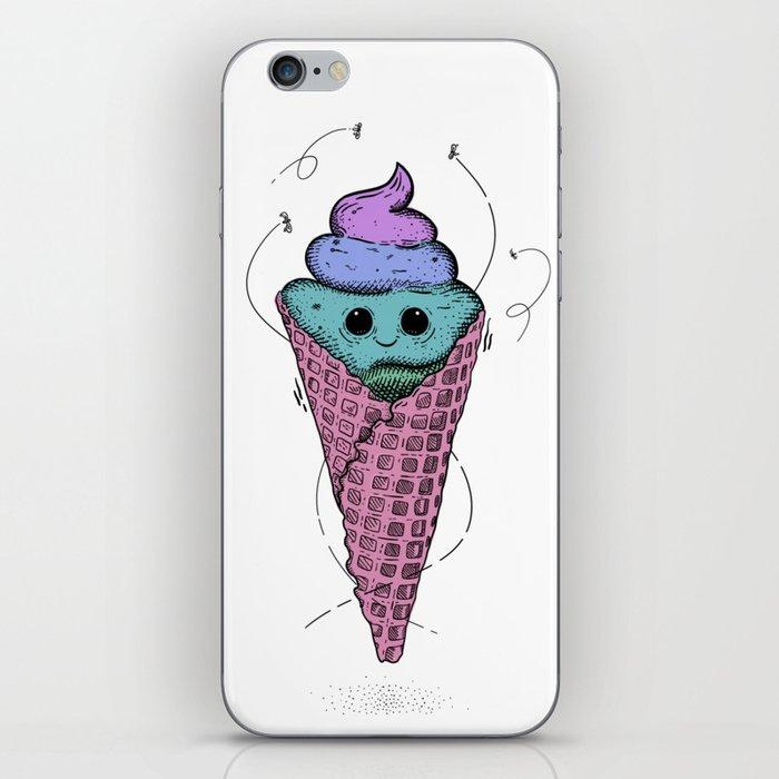 Sweet mondays be like iPhone Skin