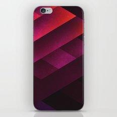 blyckchyyn iPhone Skin