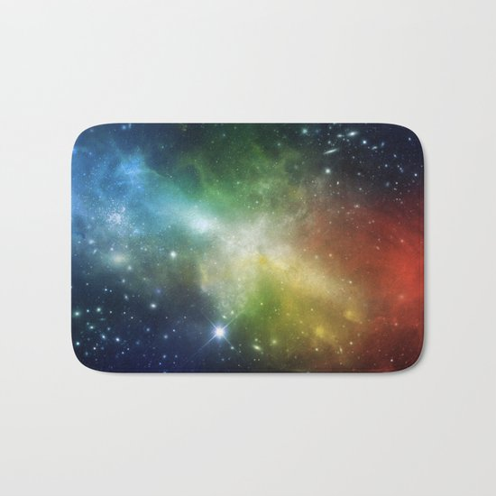 Universe 06 Bath Mat