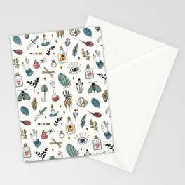 Magic Supplies Stationery Cards
