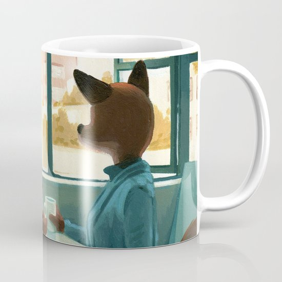 Cup of Coffee Mug