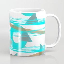 Shower Shapes Coffee Mug
