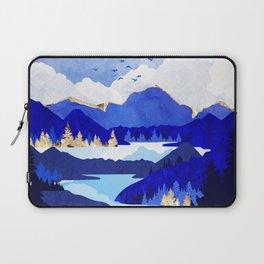 Blue Lake Laptop Sleeve