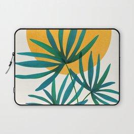 Little Palm + Sunshine Laptop Sleeve