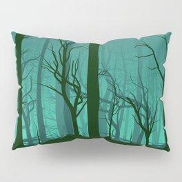 forest dead Pillow Sham