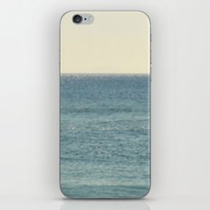 Like The Sea II iPhone & iPod Skin